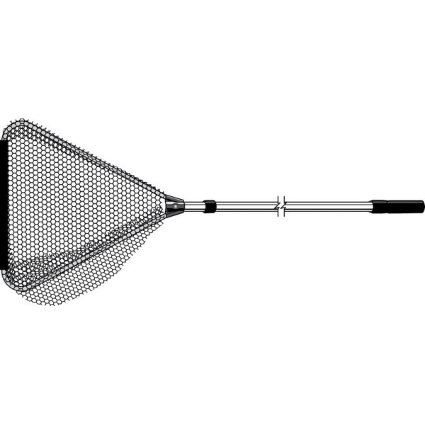 "PondMax Skimming Net 39-71"" Tele Handle"