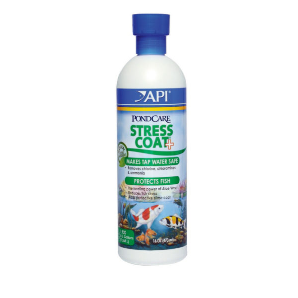 API Stress Coat Pond Fish Protectant