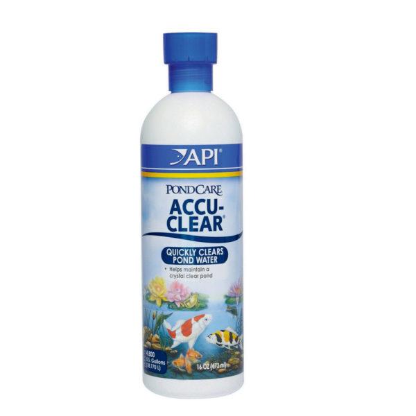 API Accu Clear Pond Flocculent