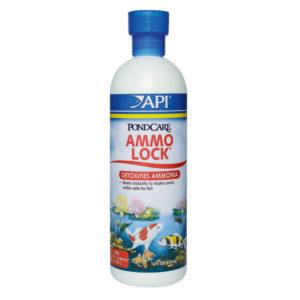 API Ammo Lock Ammonia Remover