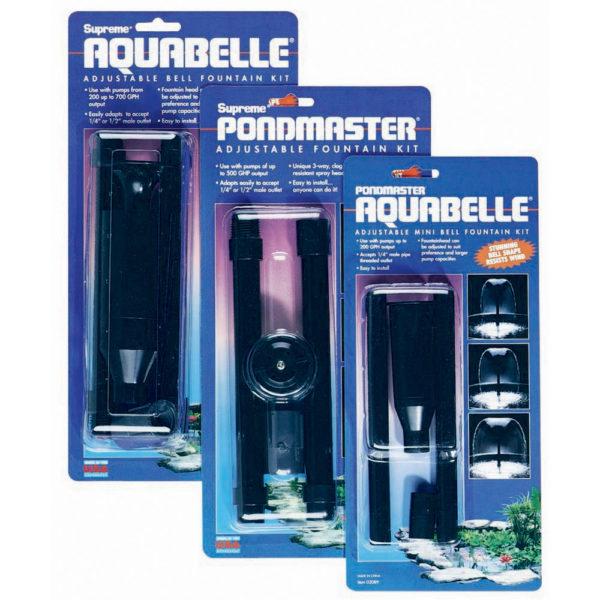 Danner Fountain Nozzles