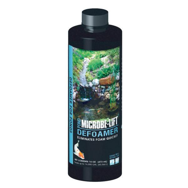 Microbe-Lift Defoam Liquid Foam Reducer