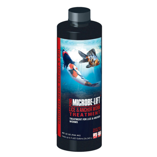 Microbe-Lift Lice and Anchor Worm Fish Treatment
