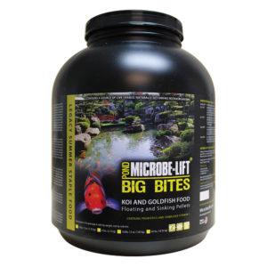 Microbe-Lift Big Bites Fish Food Diet