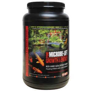 Microbe-Lift High Growth and Energy Fish Food Diet
