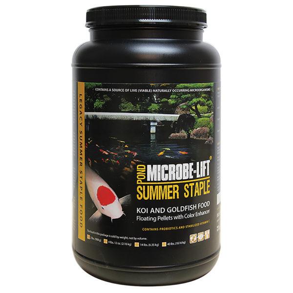 Microbe-Lift Summer Staple Fish Food Diet