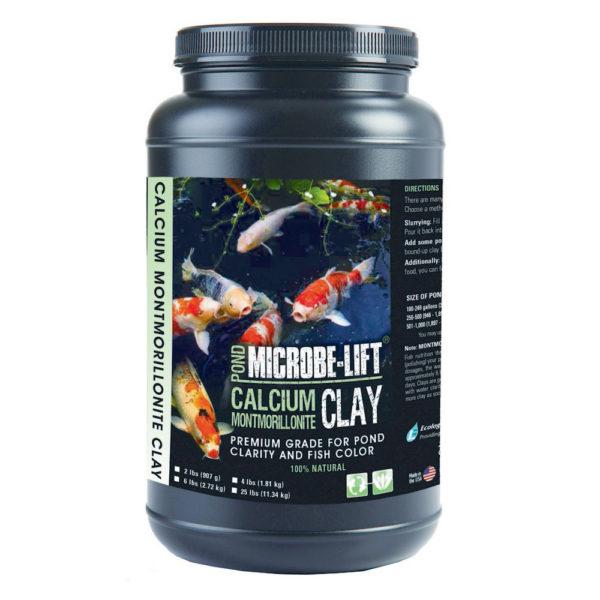 Microbe-Lift Calcium Montmorillonite Clay For Ponds