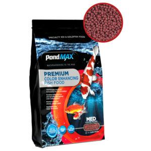 PondMAX Color Enhancing Fish Food