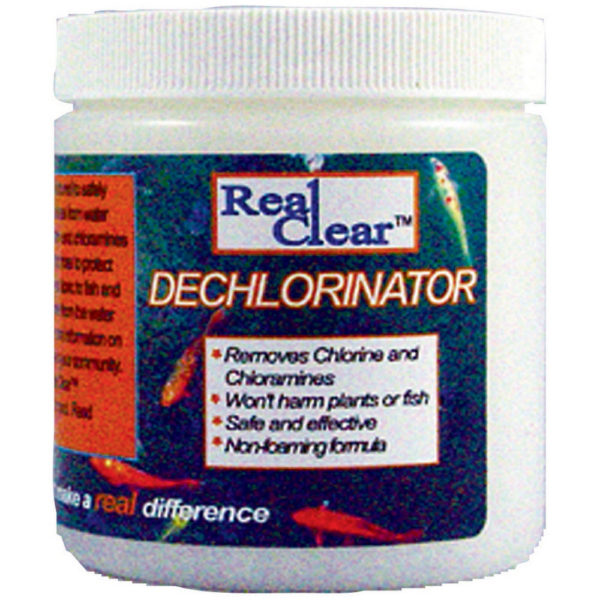 Real Clear Dechlorinator Dry