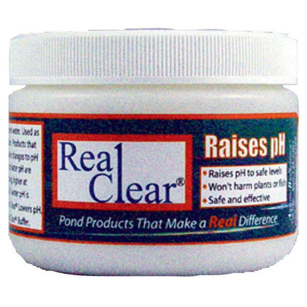 Real Clear Raises Ph 10 Oz.