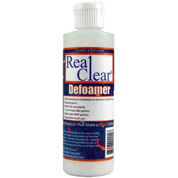 Real Clear Defoamer 8 Oz.