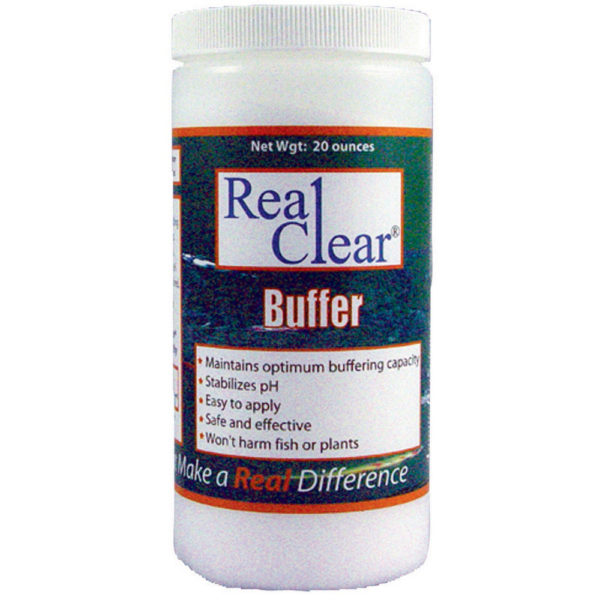 Real Clear Buffered Pond Salt 10 #