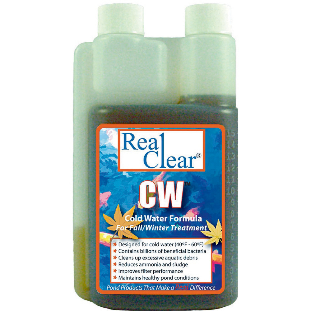 Real Clear Cold Water Bacteria Liquid