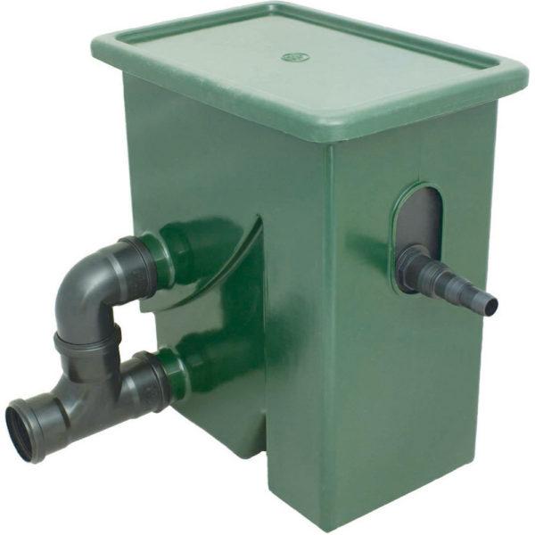 Aqua Forte Compact Sieve II (Pump-Fed)
