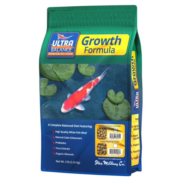 Ultra Balance Growth Formula Fish Food