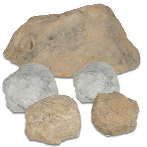 Artificial Rock Covers and Lids