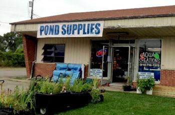 Aqua Creations Pond Supplies